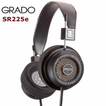 美國搖滾風格 GRADO SR225e 開放式耳機 一年保固 永續保修