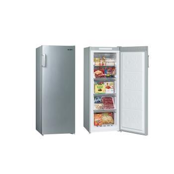 防疫必備  SAMPO聲寶 170L 直立無霜冷凍櫃 SRF-171F-庫(C)