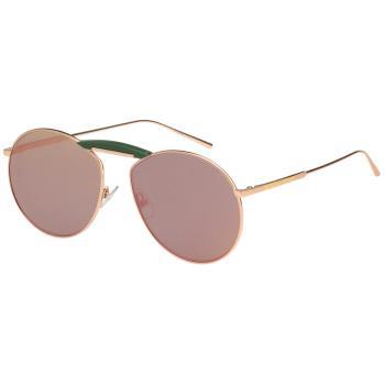 FENDI x GENTLE MONSTER 聯名款 太陽眼鏡(玫瑰金)