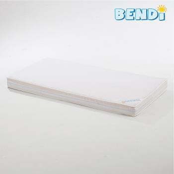 【BENDI】方形雙層舒眠嬰兒床墊 70x130 (床罩附防水保潔墊)