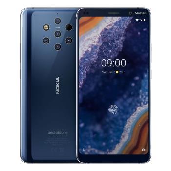 【福利品】Nokia 9 PureView (6G/128G) 5.99吋五鏡頭智慧型手機