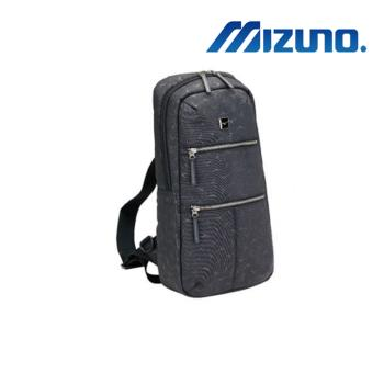MIZUNO 美津濃 單肩背包 黑 33TD0A0109