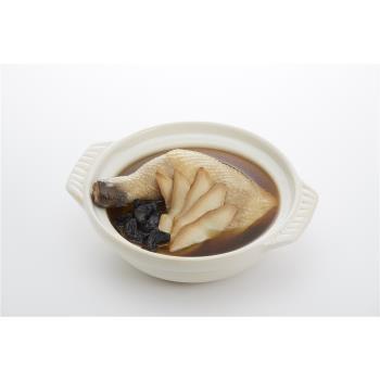 東森嚴選阿一鮑魚自然熟成黑蒜鮑魚雞升級養身組
