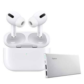 AirPods Pro (MWP22TA/A)真無線藍牙耳機+行動電源