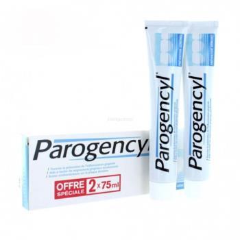 倍樂喜 Parogencyl 牙周保健牙膏 75ml 一般薄荷 兩入組