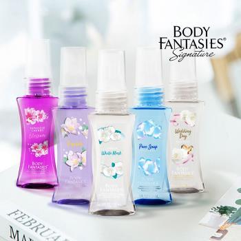 Body Fantasies 身體幻想香氛噴霧29ml (日本櫻花、清新白麝香、怡靜皂香、幸福花嫁、幸福小蒼蘭) 美國原裝進口