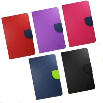 HUAWEI MediaPad T5 ( 10.1吋 ) 平板專用  新時尚 - 側翻皮套