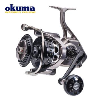 Okuma MAKAIRA SPINNING 麥坎納紡車捲線器  MK-20000RS 右手捲