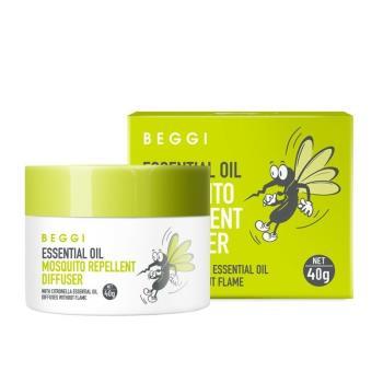 紐西蘭BEGGI植物精油/驅蚊精靈40g
