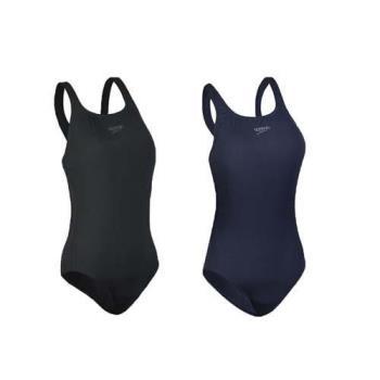 SPEEDO 女運動連身泳裝-泳衣 游泳 海邊 戲水 沙灘