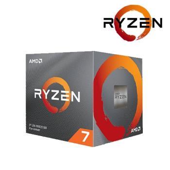 【AMD】Ryzen 7-3700X 3.6GHz八核心 中央處理器