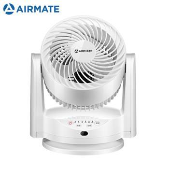 AIRMATE 艾美特 6吋三片葉空氣循環扇風扇(附遙控器) FB1566R-