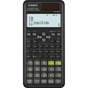 【CASIO】新二代進化版12位數工程型計算機 (FX-991ES PLUS-2)
