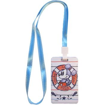 卡通票卡夾米奇票卡夾悠遊卡套車票夾證件套 711412【卡通小物】