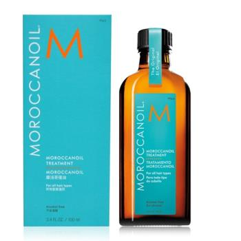 MOROCCANOIL摩洛哥優油 摩洛哥優油一般型 100ml