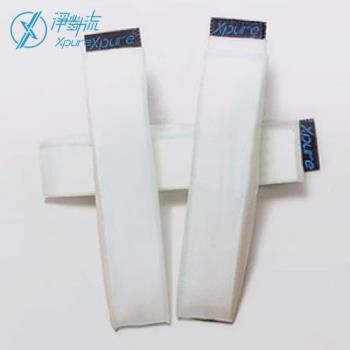 台灣製造Xpure淨對流抗霾口罩用防霧氣密貼MSK 3入組(更舒適且防口罩起霧)台灣公司貨