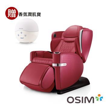 OSIM 4手天王按摩椅 OS-888 贈 智能血壓計