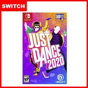 【Nintendo 任天堂】Switch Just Dance 舞力全開 2020 (中文版)