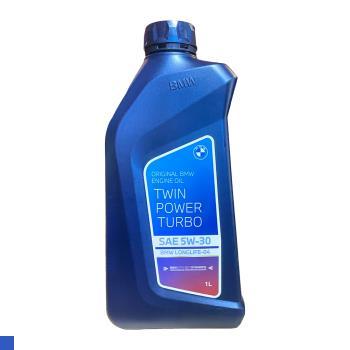 BMW TWIN POWER TURBO SAE 5W30 全合成機油 BMW LONGLIFE-04