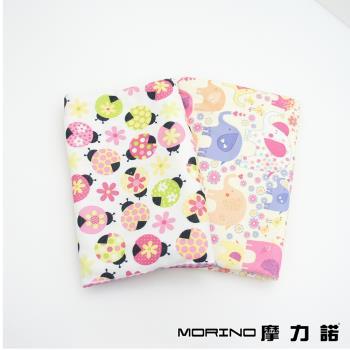 MORINO摩力諾-超細纖維滿版童趣大浴巾 海灘巾(1條)