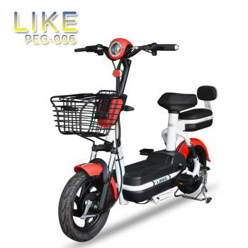 【向銓】LIKE電動輔助自行車 PEG-006 鉛酸版(電動車)