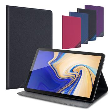 CITYBOSS for 三星 Samsung Galaxy Tab S4 T835 10.5吋 運動雙搭隱扣皮套