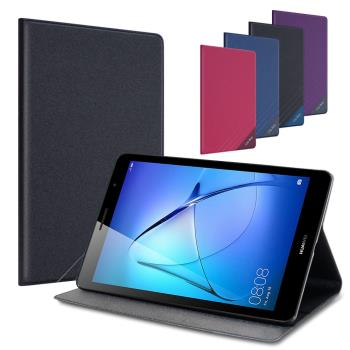 CITYBOSS for 華為 HUAWEI MediaPad T3 8.0 運動雙搭隱扣皮套