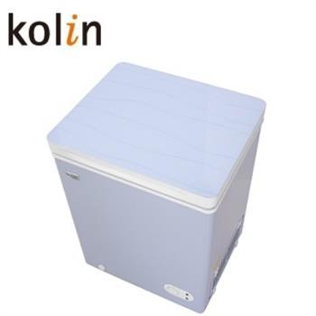 Kolin歌林100L冷凍/冷藏兩用臥式冷凍櫃KR-110F05
