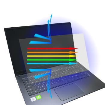 【Ezstick】MSI Modern 15 A10RB A10M 防藍光螢幕貼 抗藍光 (可選鏡面或霧面)