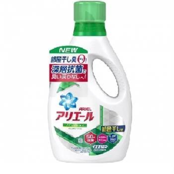 日本版【PG】洗衣精 ARIEL 超濃縮50倍 910g 綠款-抗菌清香
