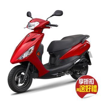 YAMAHA 山葉  AXIS Z 勁豪125 鼓煞7期-2020新車贈品