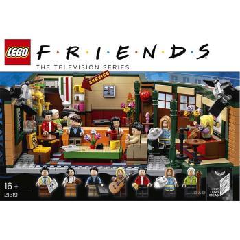 LEGO樂高積木 21319 IDEAS 系列 - 中央公園咖啡館 六人行
