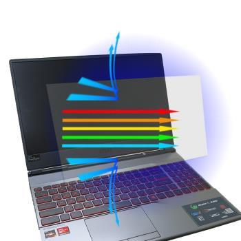 【Ezstick】MSI ALPHA 15 A3DD 防藍光螢幕貼 抗藍光 (可選鏡面或霧面)