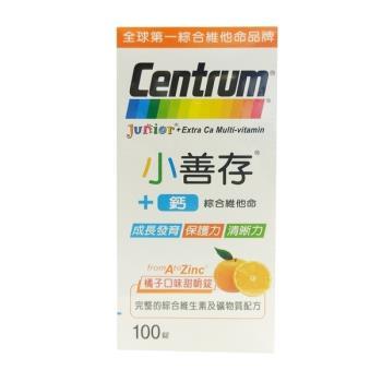 Centrum小善存 綜合維他命 + 鈣 100 錠
