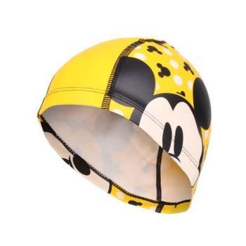 SPEEDO 兒童合成泳帽PACE-米奇-游泳 戲水 海邊 沙灘