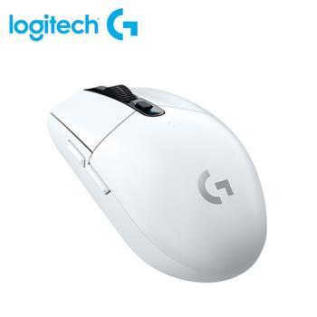 【logitech 羅技】G304 LIGHTSPEED 無線電競滑鼠 白色