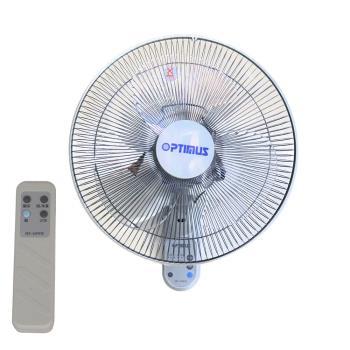 OPTIMUS 16吋遙控壁扇風扇HF-40WR