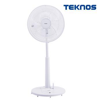 TEKNOS 14吋全遙控直流馬達DC立扇風扇(家庭用) KF-C01