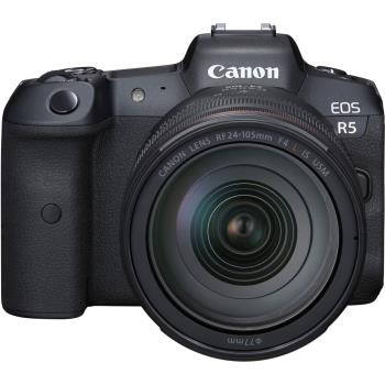 Canon EOS R5+RF 24-105mm f/4L IS USM(公司貨)