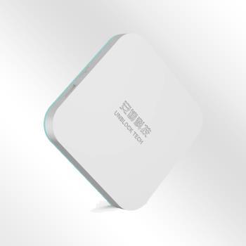 安博盒子UBOX8 純淨版-電視機上盒X10 Pro Max