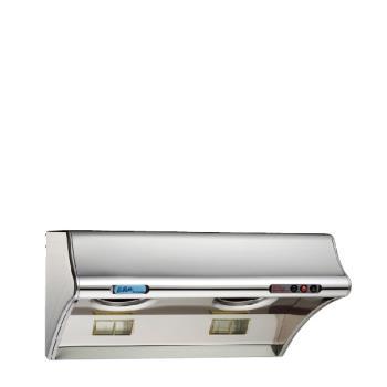 (無安裝)莊頭北90公分海豚型電熱除油斜背式(與TR-5303BH同款)排油煙機不鏽鋼色TR-5303BH-90CM-X