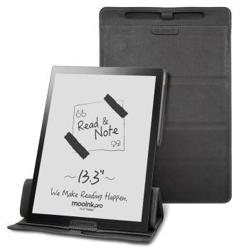 皮套優惠組★mooInk Pro 13.3吋電子書閱讀器 (搭贈MOOINK 13.3皮套)