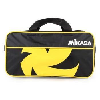 MIKASA 球袋-兩顆裝-排球 運動袋 手提袋 肩背袋 裝備袋