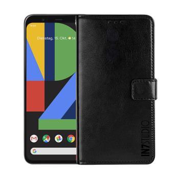 IN7 瘋馬紋 Google Pixel 4a (5.81吋) 錢包式 磁扣側掀PU皮套 吊飾孔 手機皮套保護殼