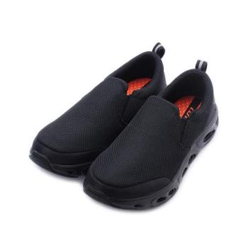 LOTTO EASY FLOW 2 風動健走鞋 黑 LT0AMX2030 男鞋 鞋全家福