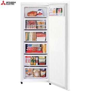 MITSUBISH 三菱 單門144L直立式冷凍櫃 MF-U14P-W-