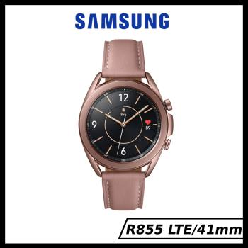 【LTE版】Samsung 三星 Galaxy watch 3 智慧手錶 (SM-R855) -41mm