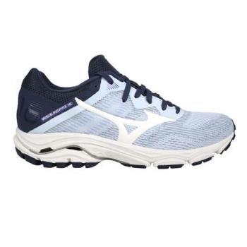 MIZUNO WAVE INSPIRE 16女慢跑鞋-WIDE-寬楦 美津濃