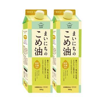 【日本三和】玄米胚芽油1000ml (二入組)