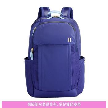 SUMDEX 極緻都會藍色後背包 NON-754TB